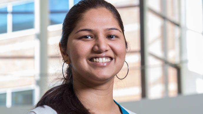 Shraddha,高级软件工程师