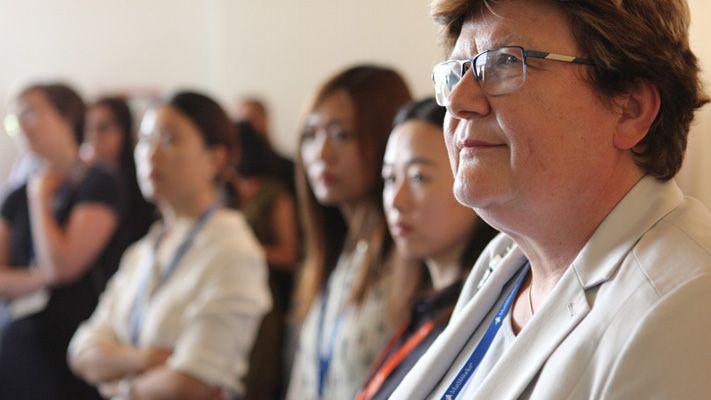 科技女性参与 Ignite