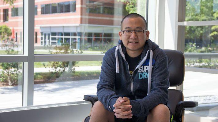 Chen, Software Developer
