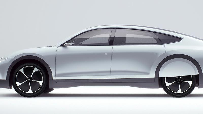 Lightyear: 全球首款太阳能汽车