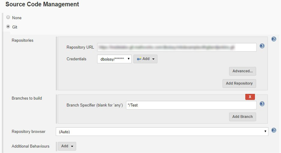 Source Code Management