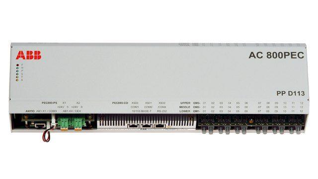 ABB AC 800PEC
