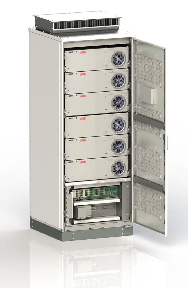电力电子模块(PEBB)