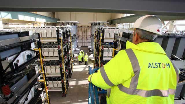 Alstom Grid 使用基于模型的设计方法开发高压直流传输控制系统