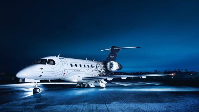 巴西航空工业公司加快 Legacy 500 飞行控制系统的需求工程和原型设计
