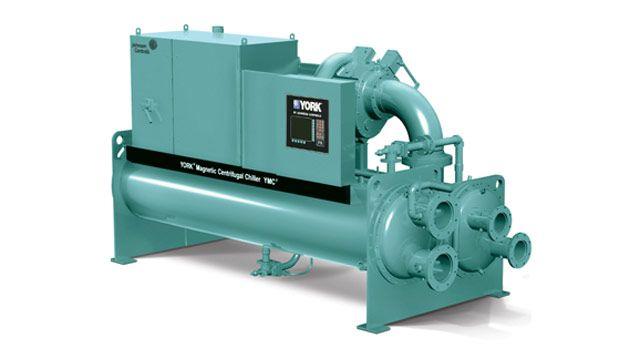 江森自控加快开发磁力轴承离心式液体冷却器的工业控制器