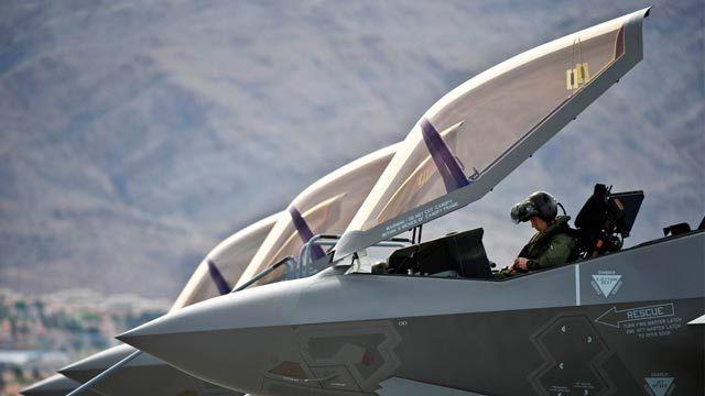 Lockheed Martin 建立离散事件模型来预测 F-35 机队性能