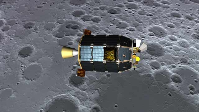 NASA Ames研究中心为月球大气尘埃环境探测器(LADEE)开发飞行软件