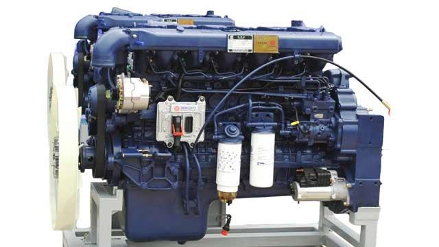 潍柴动力借助基于模型的设计实现高压共轨柴油发动机 ECU 软件自主开发