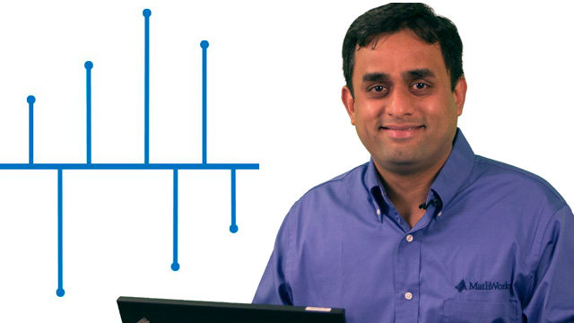 Learn how to use to wavelets to denoise a signal while preserving its sharp features in this MATLAB® Tech Talk by Kirthi Devleker.