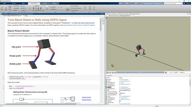 使用 Reinforcement Learning Toolbox 设计和训练策略