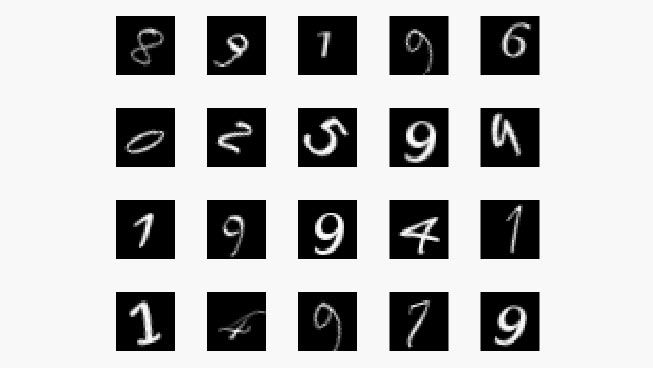 训练堆叠式自动编码器进行图像分类