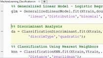 了解如何使用MATLAB里的机器学习工具解决回归、聚类和分类问题。