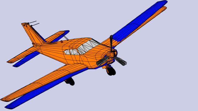 通过 Aerospace Toolbox,使用参考标准和模型分析航天航空飞行器运动并实现可视化。