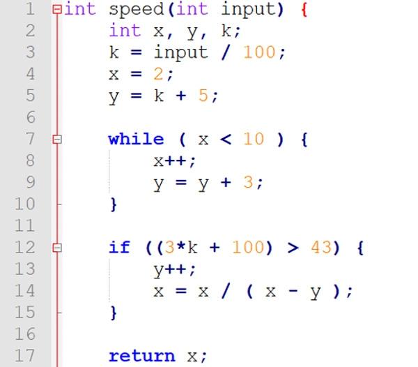 静态代码分析代码示例