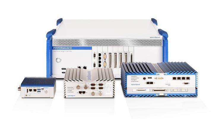 Speedgoat Target Computers