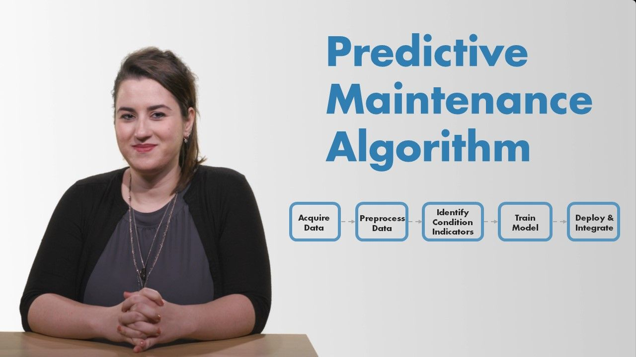 Learn about different maintenance strategies and predictive maintenance workflow. Predictive maintenance lets you find the optimum time to schedule maintenance by estimating time to failure.