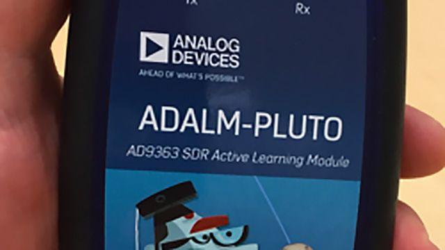 ADALM-PLUTO RADIO