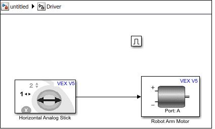 Autonomous Mode and Driver Mode with VEX EDR V5 Robot Brain