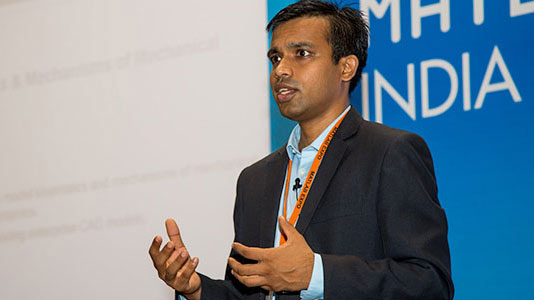 Dhirendra, Senior Application Engineer, New Delhi