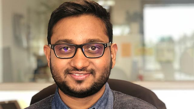 Syam, Software Engineer, Paderborn