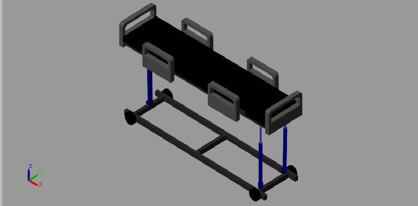 RAFT ROBOT: Medical bed using simulation - File Exchange - MATLAB