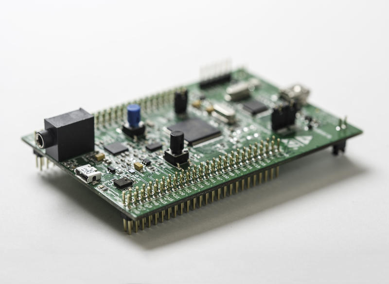 Embedded Coder Support Package for STMicroelectronics Discovery
