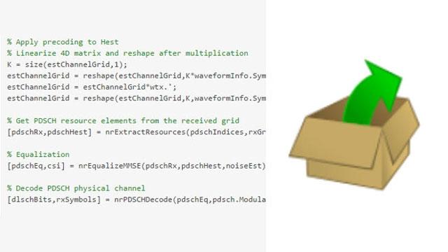 开放且可自定义的 MATLAB 代码。
