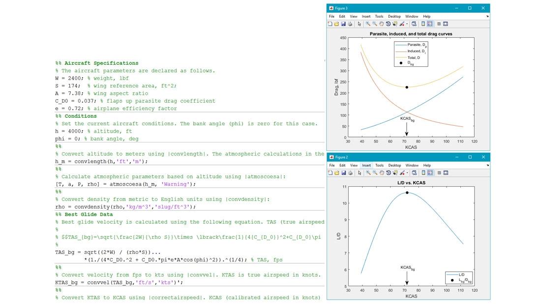 执行滑移计算的示例。