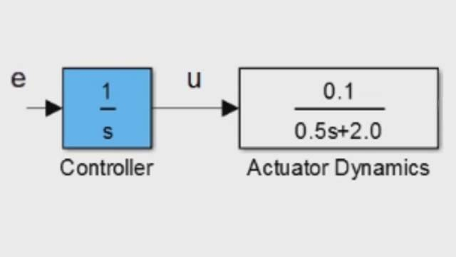 使用 MATLAB 和 Control System Toolbox 处理传递函数。