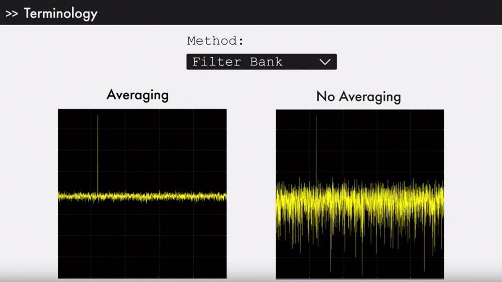 视频:为何使用基于信道器的滤波器组进行频谱分析?
