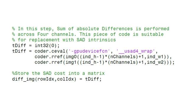 将现有 CUDA 代码合并到生成的代码中。