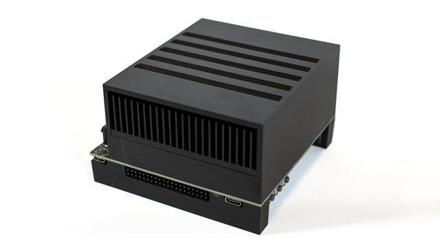 在 NVIDIA Jetson 平台上开发原型。