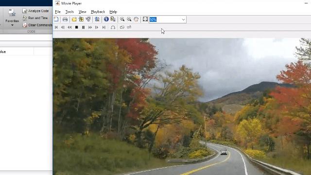 视频处理对于深度学习、运动估计和自动驾驶等领域至关重要。查看 MATLAB 中的一个详细示例,了解如何处理、分析视频以及与之交互。