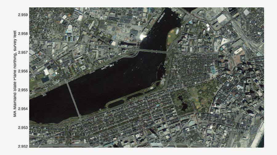 地理数据导入和导出