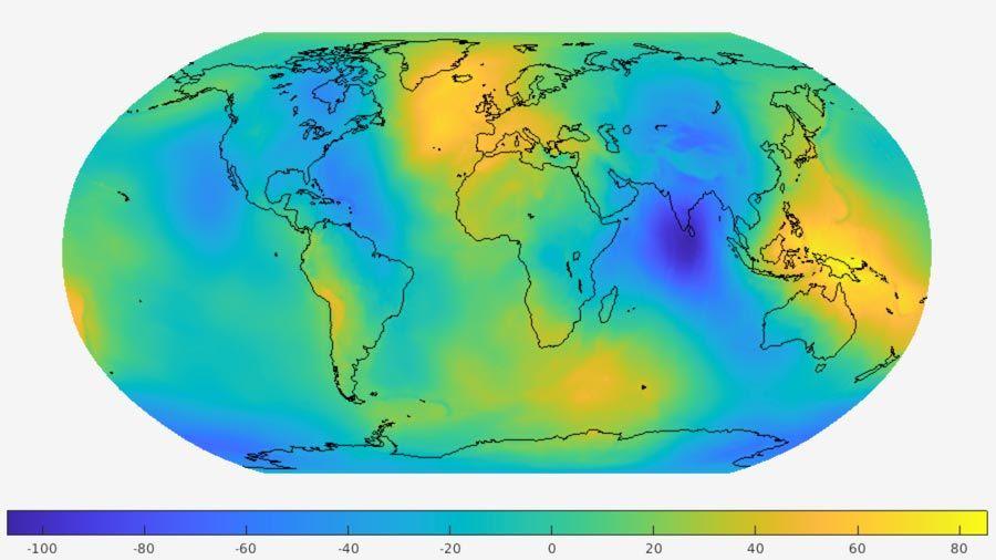地理空间数据处理