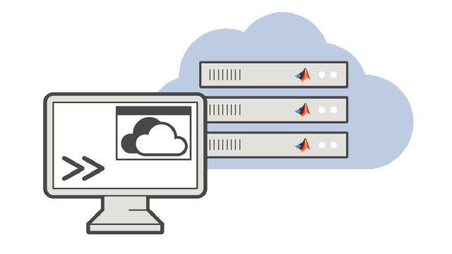 有多个选项可将并行计算扩展到云中的集群。