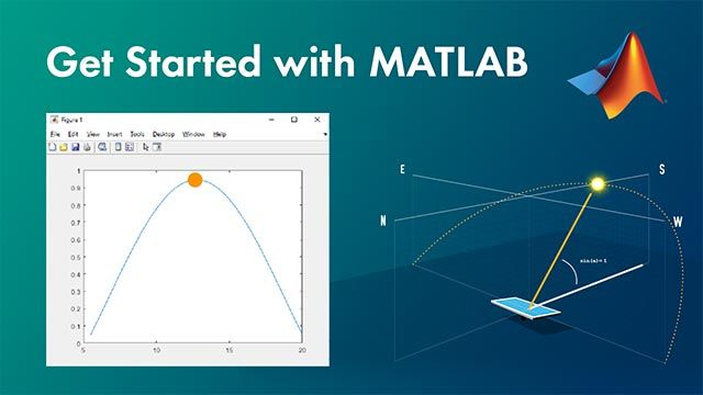 通过一个示例开始学习使用 MATLAB。本视频将向您介绍基础知识,让您初步了解 MATLAB 工作内容。
