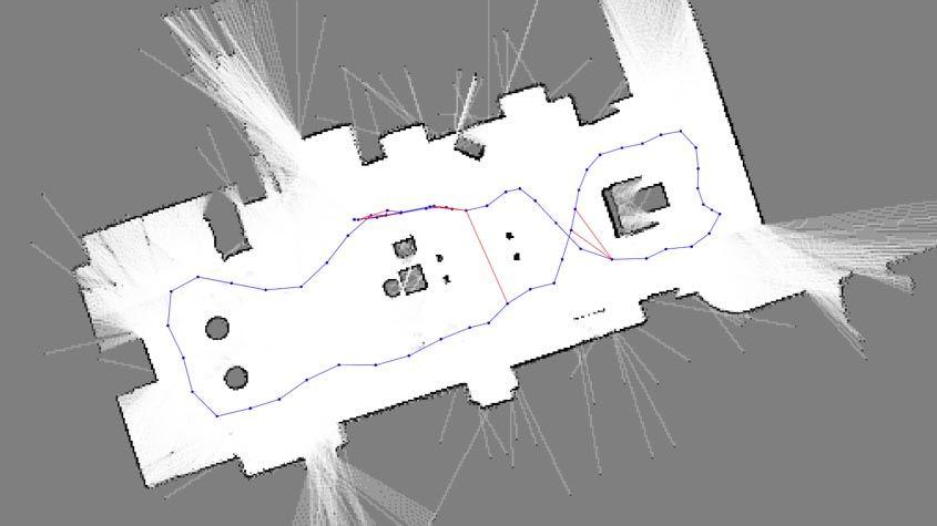 实现定制的同步定位与地图构建解决方案。