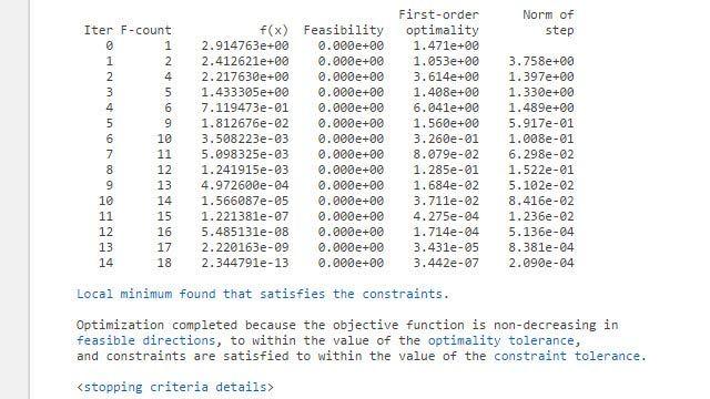 通过迭代输出监控求解器的进度