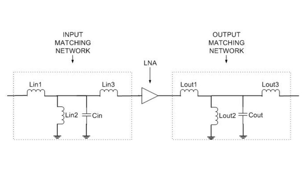 使用集总组件设计匹配网络。