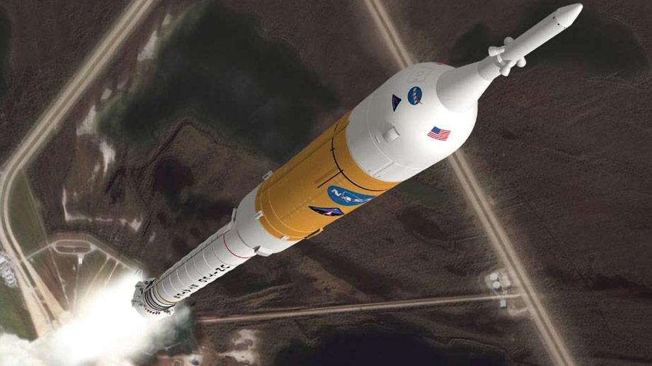 TriVector 验证 Ares I 火箭的时间延迟。