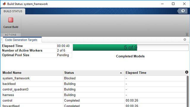 构建状态用户界面。