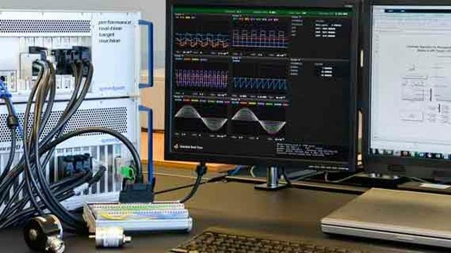 用于快速原型设计和硬件在环仿真的 Speedgoat 硬件。