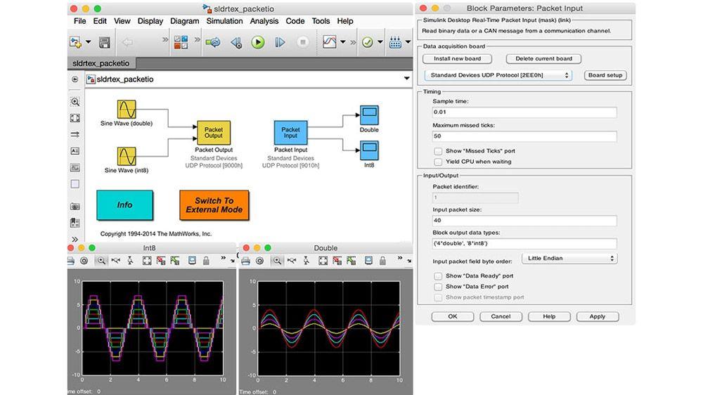为模型配置流输入和流输出模块参数。