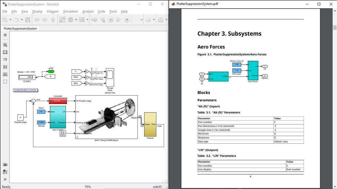 模型的系统设计说明 (SDD) 报告。