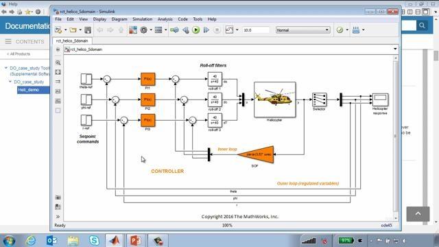 此网上研讨会从高层次概括了开发符合航空航天认证要求的系统的工作流程。将使用直升机飞行控制系统的示例来演示该工作流程。