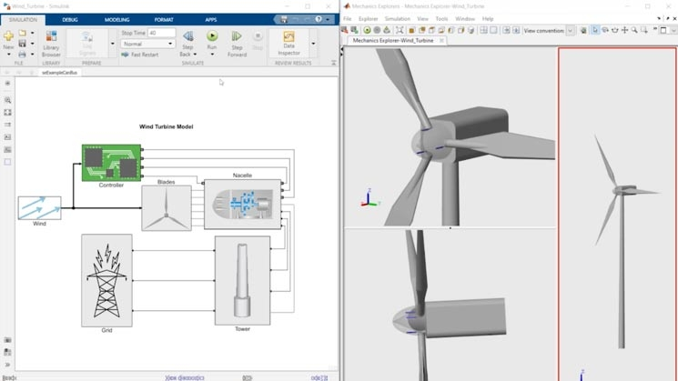 获取Simulink®建模与仿真功能概要。