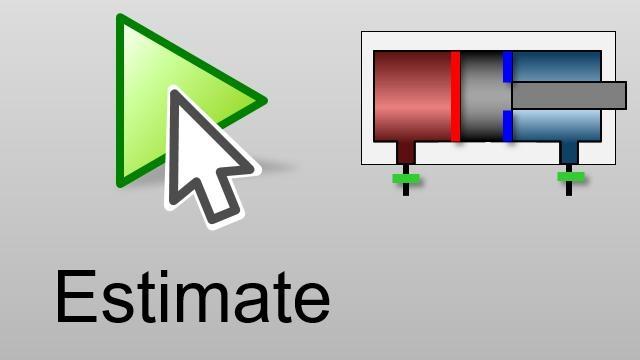 自动调整参数,直到仿真结果与测量数据匹配。优化算法用于获得 Simscape Fluids 模型的实际参数值。