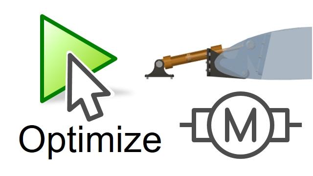 使用优化算法调整机电系统的 Simscape Electric 模型,以满足系统要求。